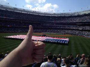 Opening Day Yankee Stadium 2013
