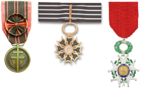 volland medals