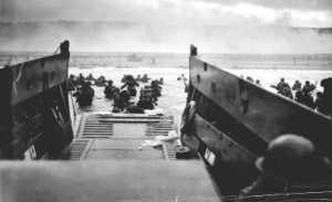 D Day Landing Craft