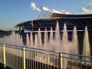 Kauffman Water Fountains