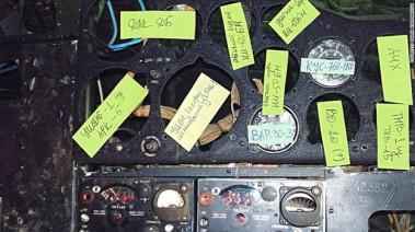 Missing Aircraft Parts