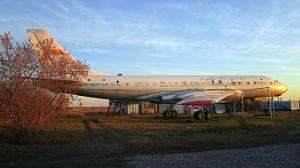 Tu 104A restoration image
