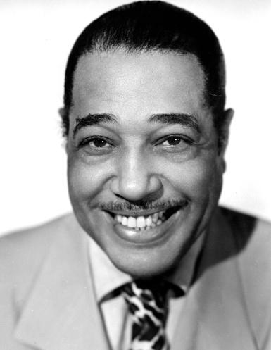 Duke Ellington portrait