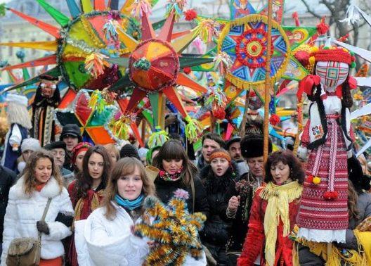 Orthodox Christmas Gathering