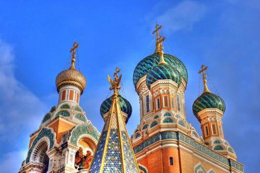 Russian Orthodo Xmas Saint Basil