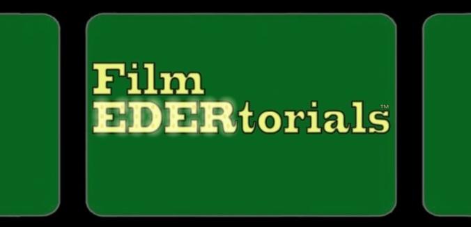 Film EDERtorials main image