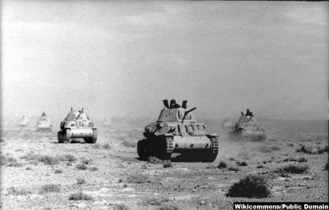 tanks-in-n-africa-wiki-i