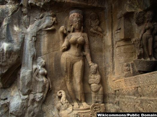 goddess ganga credited